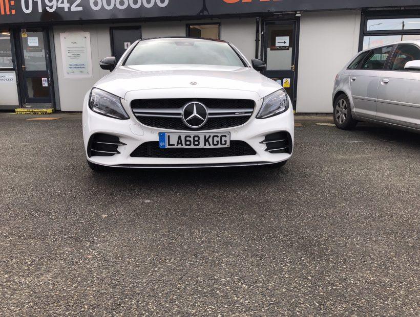 Mercedes-Benz C CLASS AMG COUPE C43 4Matic Premium Plus 2dr 9G-Tronic Car Leasing Best Deals