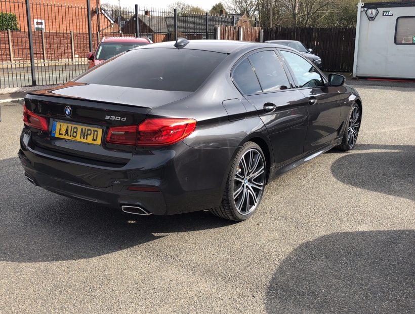BMW 5 SERIES DIESEL SALOON 530d M Sport 4door Auto Car Leasing
