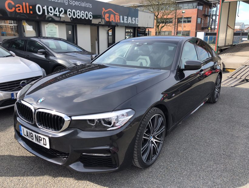 BMW 5 SERIES DIESEL SALOON 530d M Sport 4door Auto Car Leasing Information