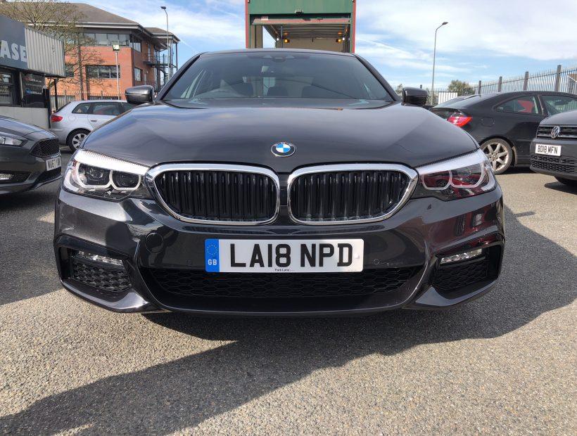 BMW 5 SERIES DIESEL SALOON 530d M Sport 4door Auto Car Leasing Luxury