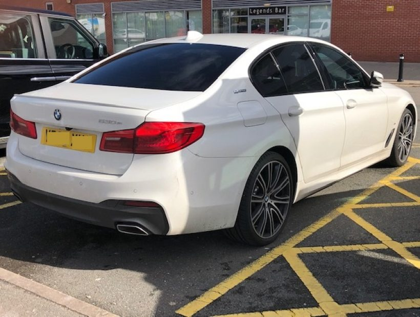 BMW 5 SERIES SALOON 530e M Sport 4dr Auto (PHEV) Car Leasing Best Offers