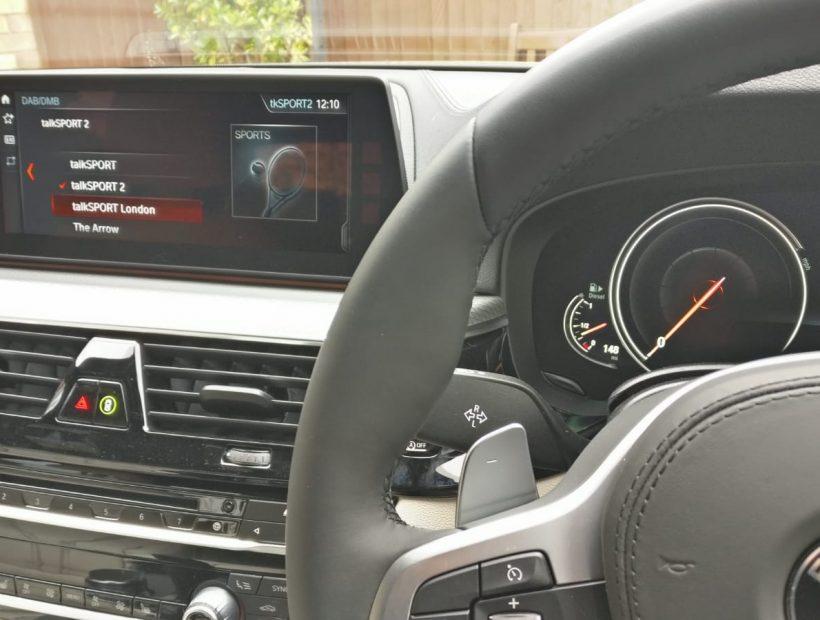 BMW 5 Series Diesel Saloon 530d M Sport 4 Door Auto Car Leasing Best Deals