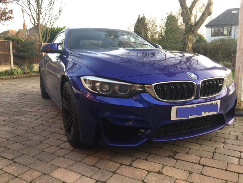 BMW M4 Coupe M4 2 Door DCT Car Leasing Best Offers