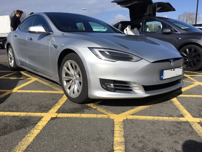 Tesla MODEL S HATCHBACK 449kW 100kWh Dual Motor 5dr Auto Electric Car Leasing Information 1