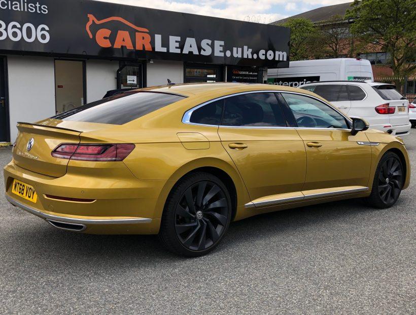 Volkswagen ARTEON DIESEL FASTBACK 2.0 TDI R Line 5dr DSG Car Leasing UK