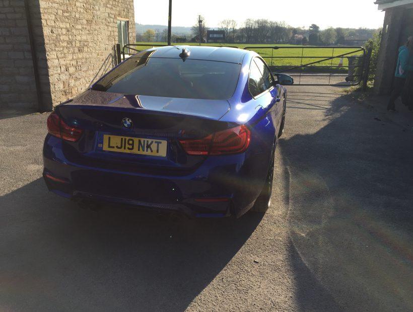 BMW M4 COUPE M4 2dr DCT [Competition Pack] Auto Car Leasing Best Deals