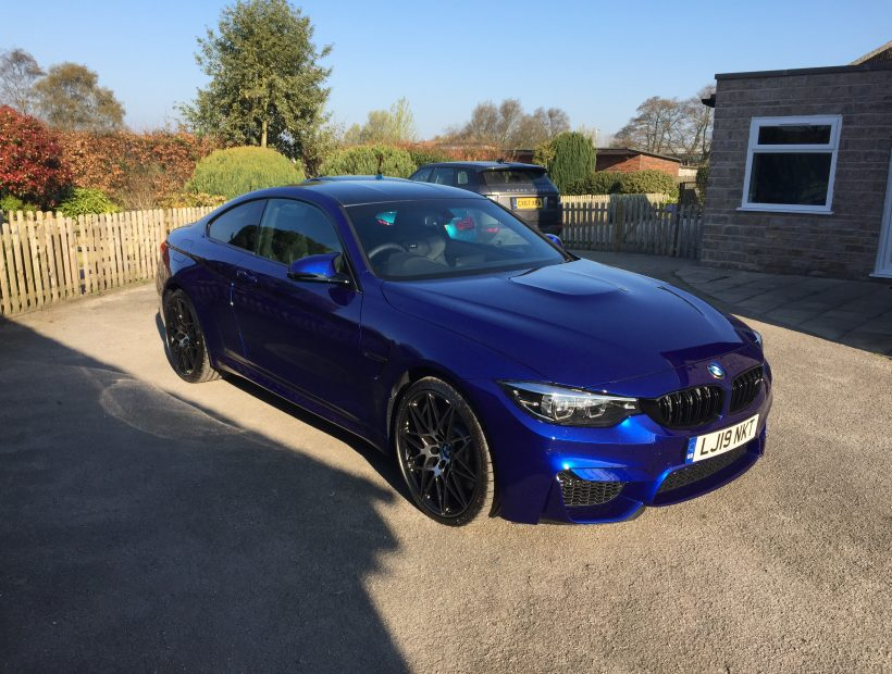 BMW M4 COUPE M4 2dr DCT [Competition Pack] Auto Car Leasing Best Offers