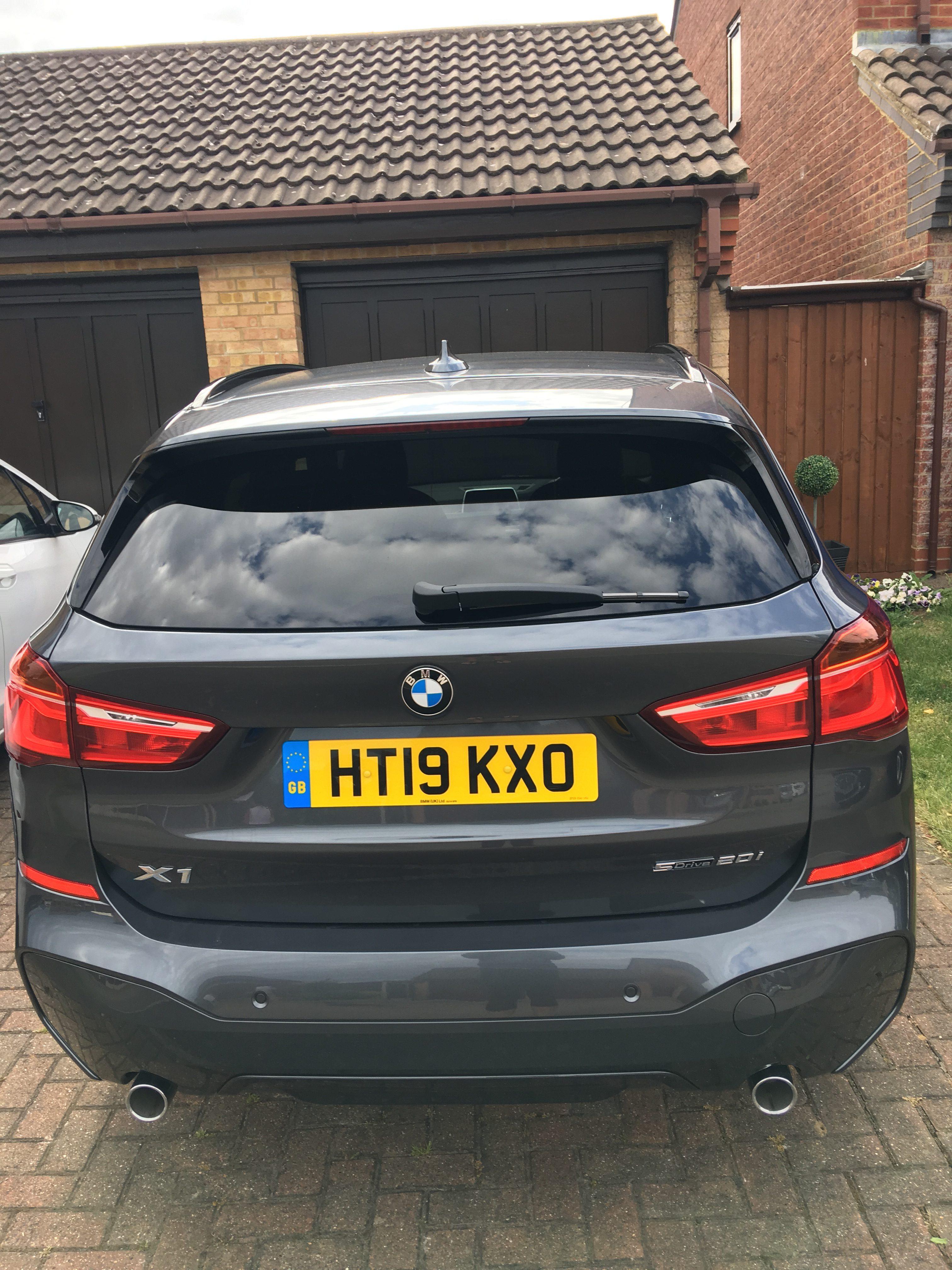 BMW X1 ESTATE sDrive 20i M Sport 5dr Step [Auto] Car Leasing Best Deals