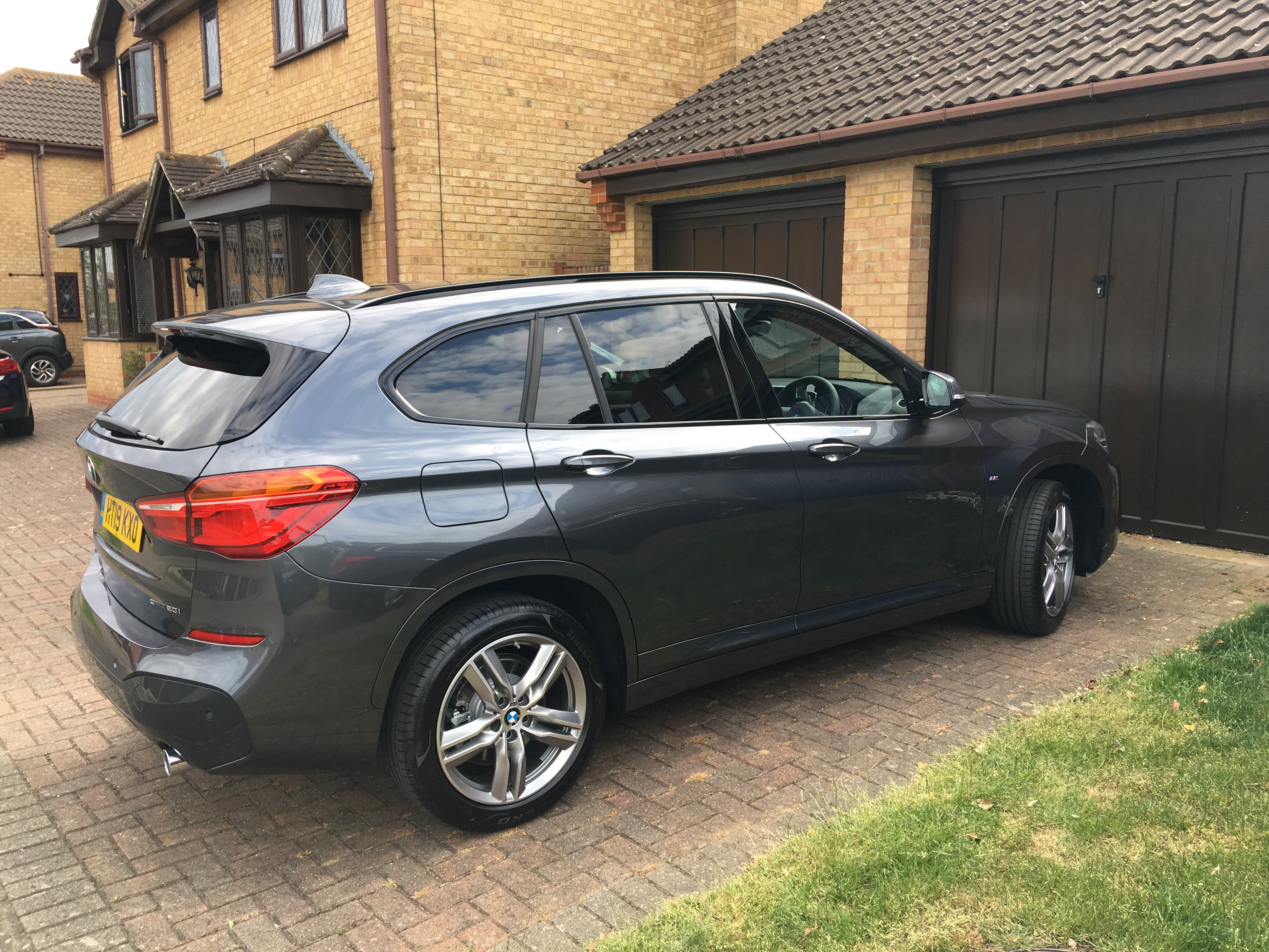 In Review Bmw X1 Sdrive 20i M Sport 5dr Step Auto Auto Petrol Carlease Uk