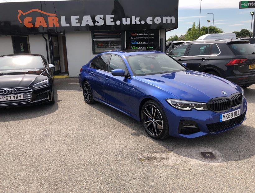 New BMW 3 SERIES DIESEL SALOON 320d xDrive M Sport 4dr Step Auto Car Leasing