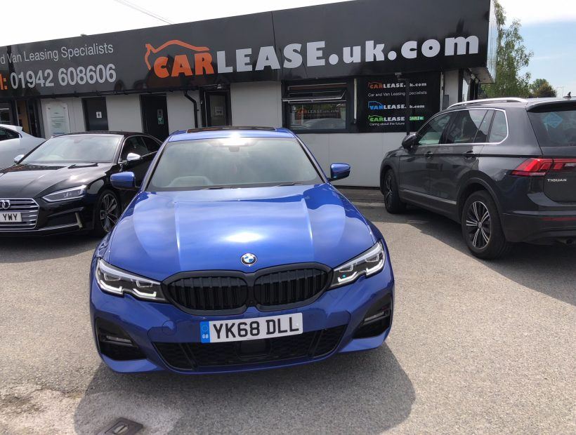 New BMW 3 SERIES DIESEL SALOON 320d xDrive M Sport 4dr Step Auto Car Leasing Best Deals