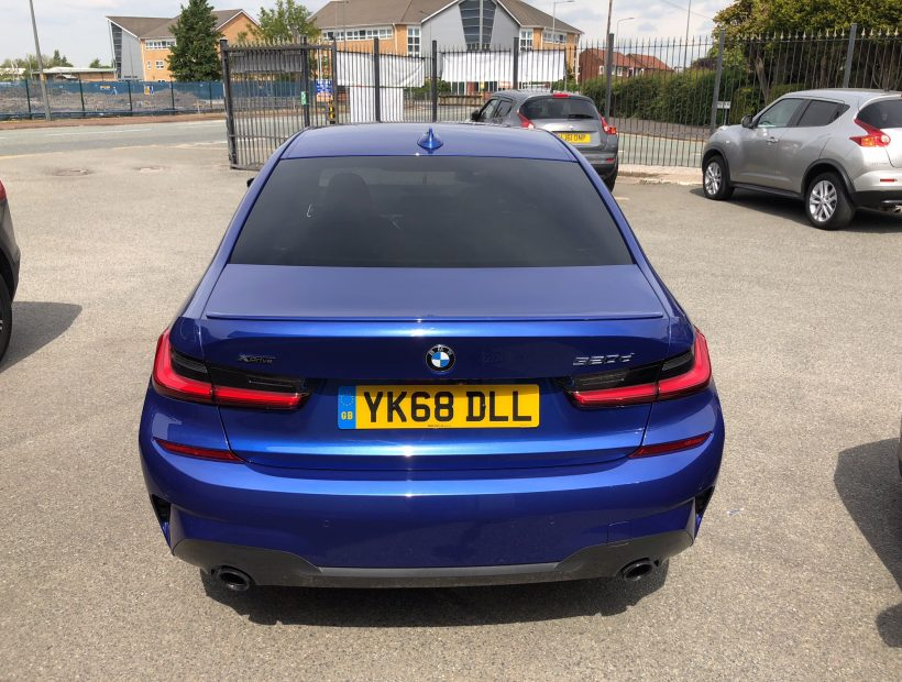 New BMW 3 SERIES DIESEL SALOON 320d xDrive M Sport 4dr Step Auto Car Leasing Best Offers