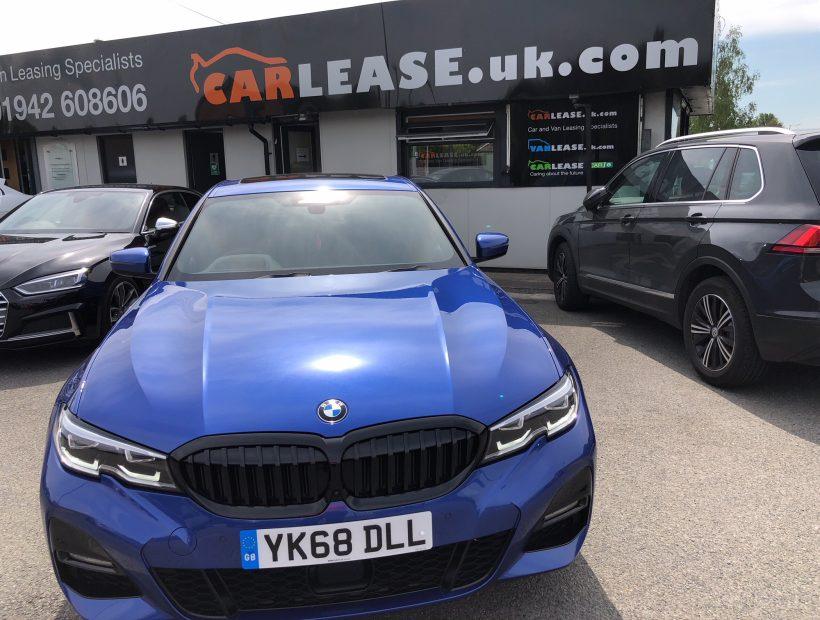New BMW 3 SERIES DIESEL SALOON 320d xDrive M Sport 4dr Step Auto Car Leasing UK