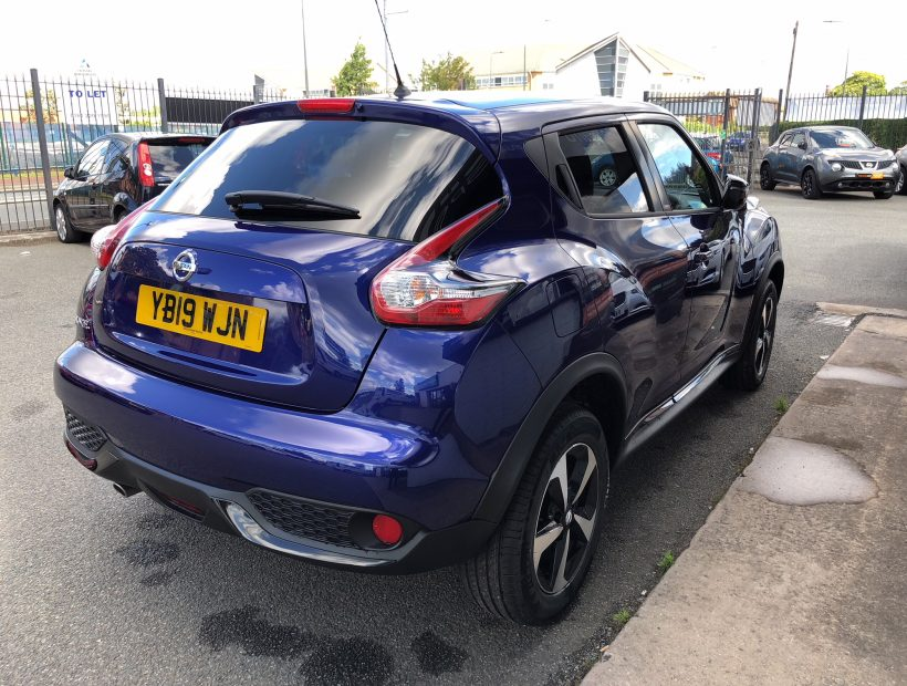 Nissan JUKE HATCHBACK1.6 [112] Bose Personal Edition 5dr Car Leasing Best Offers