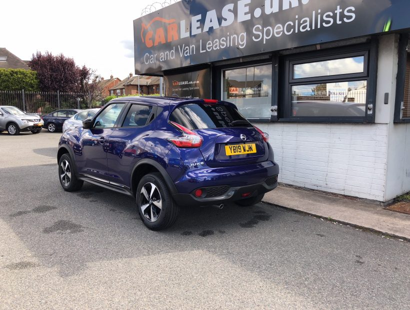 Nissan JUKE HATCHBACK1.6 [112] Bose Personal Edition 5dr Car Leasing Options