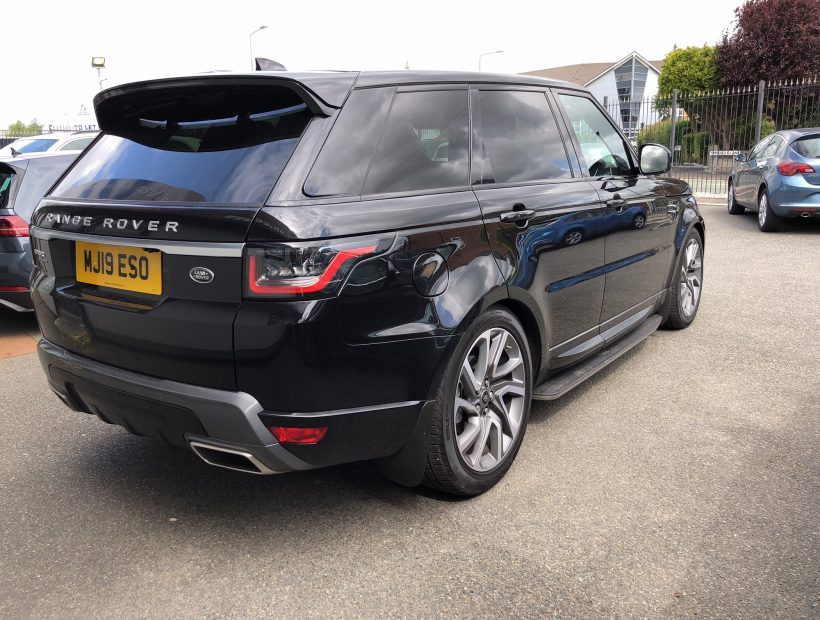RANGE ROVER SPORT DIESEL ESTATE 3.0 SDV6 HSE 5dr Auto Car Leasing Best Deals