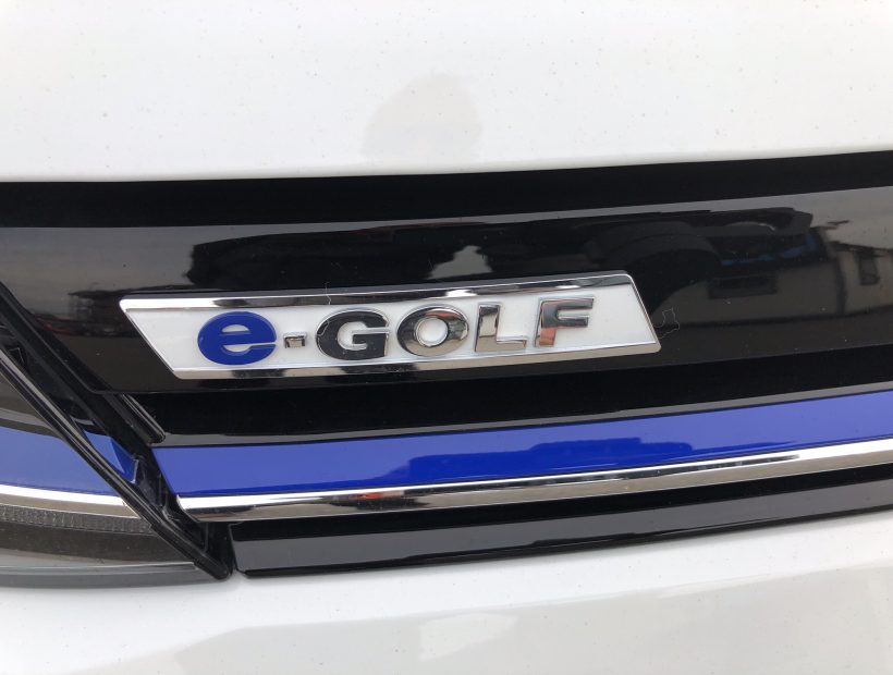 Volkswagen GOLF HATCHBACK 99kW e-Golf 35kWh 5dr Auto Electric Car Leasing Eco