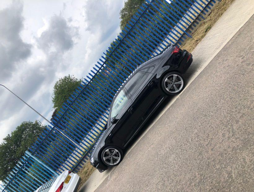 Audi A4 DIESEL SALOON 35 TDI Black Edition 4door S Tronic Car Leasing