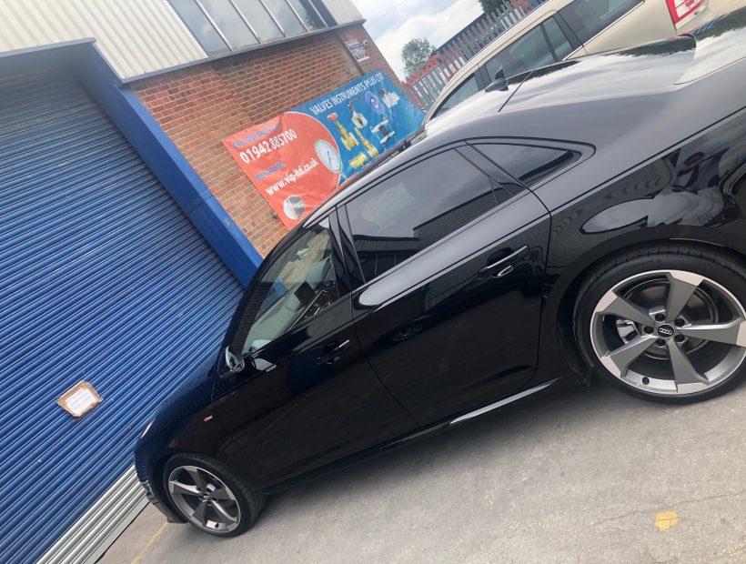 Audi A4 DIESEL SALOON 35 TDI Black Edition 4door S Tronic Car Leasing Best Deals
