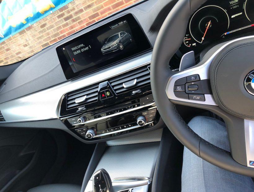 BMW 5 SERIES SALOON 530e M Sport 4dr Auto (PHEV) Car Leasing Best Deals