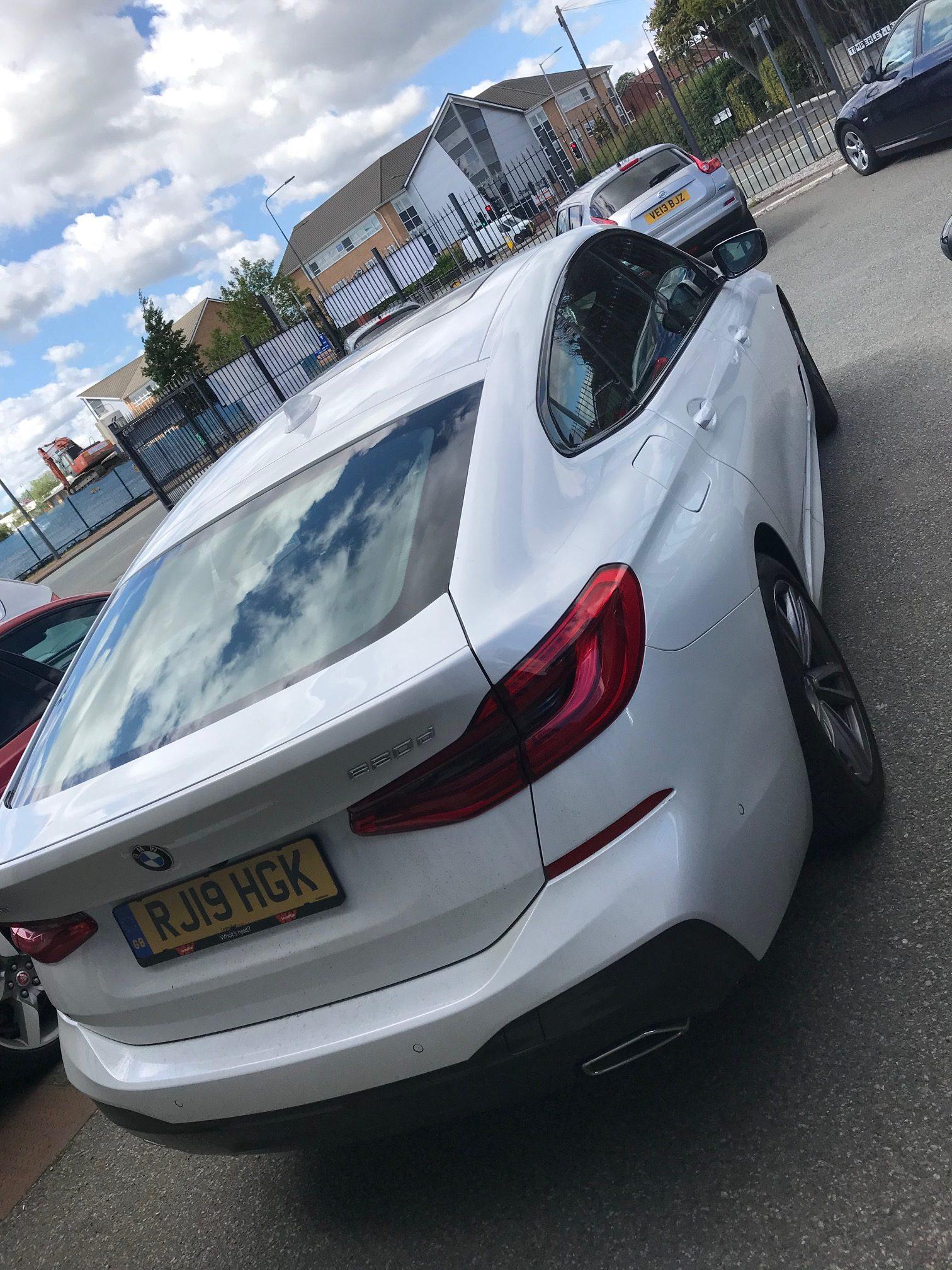 BMW 6 SERIES GRAN TURISMO DIESEL HATCHBACK 620d M Sport 5dr Auto Car Leasing Best Offers