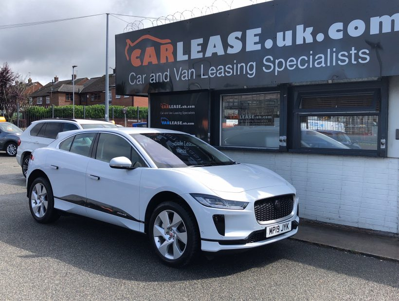 Jaguar I Pace Estate 294 kW EV400 SE 90kWh 5door Auto Electric Car Leasing Best Deals