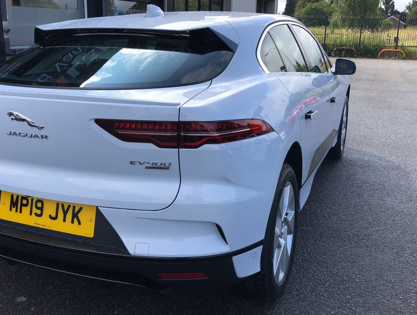 Jaguar I Pace Estate 294 kW EV400 SE 90kWh 5door Auto Electric Car Leasing Best Offers