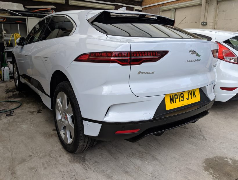 Jaguar I Pace Estate 294 kW EV400 SE 90kWh 5door Auto Electric Car Leasing Privacy