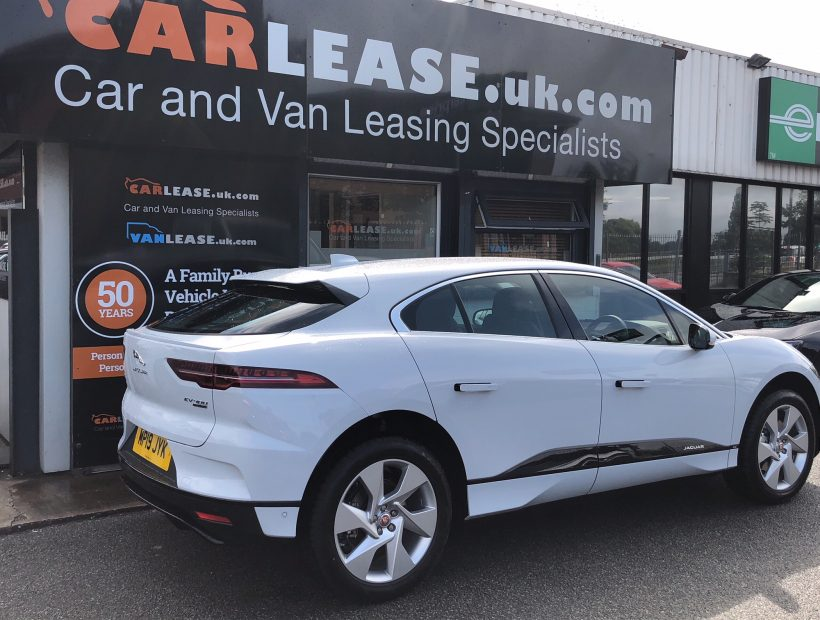 Jaguar I Pace Estate 294 kW EV400 SE 90kWh 5door Auto Electric Car Leasing UK