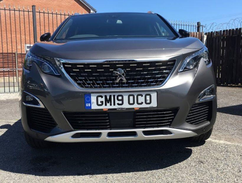 Peugeot 3008 Estate 1.2 PureTech GT Line Premium 5dr Car Leasing Best Deals