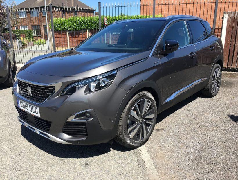 Peugeot 3008 Estate 1.2 PureTech GT Line Premium 5dr Car Leasing Best Offers