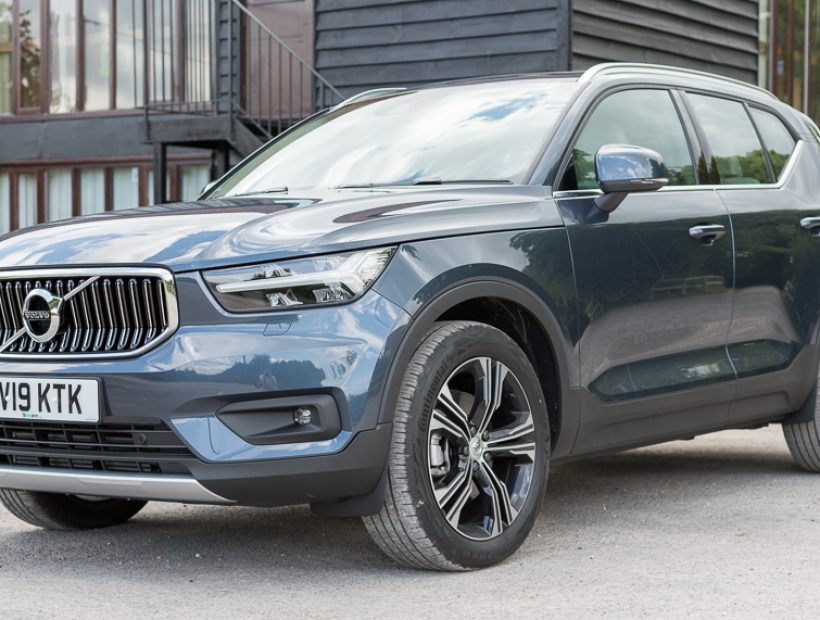 Volvo XC40 DIESEL ESTATE 2.0 D4 [190] Inscription Pro 5dr AWD Geartronic (Auto) Car Leasing Best Offers