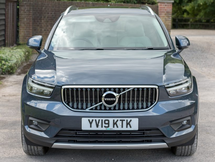 Volvo XC40 DIESEL ESTATE 2.0 D4 [190] Inscription Pro 5dr AWD Geartronic (Auto) Car Leasing UK