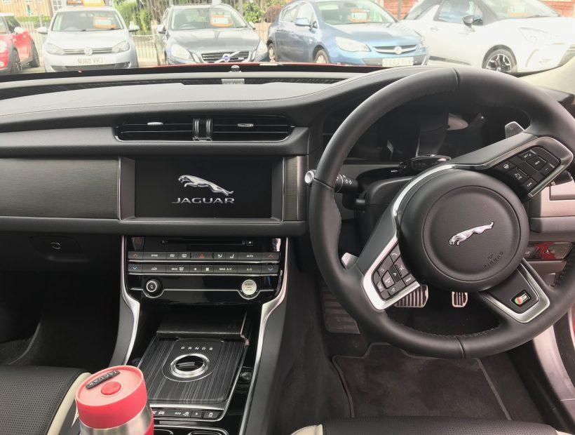 Jaguar XF DIESEL SALOON3.0d V6 S 4dr Auto Car Leasing Business