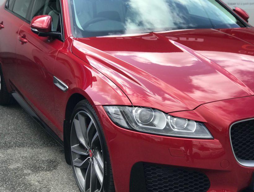 Jaguar XF DIESEL SALOON3.0d V6 S 4dr Auto Car Leasing Luxury