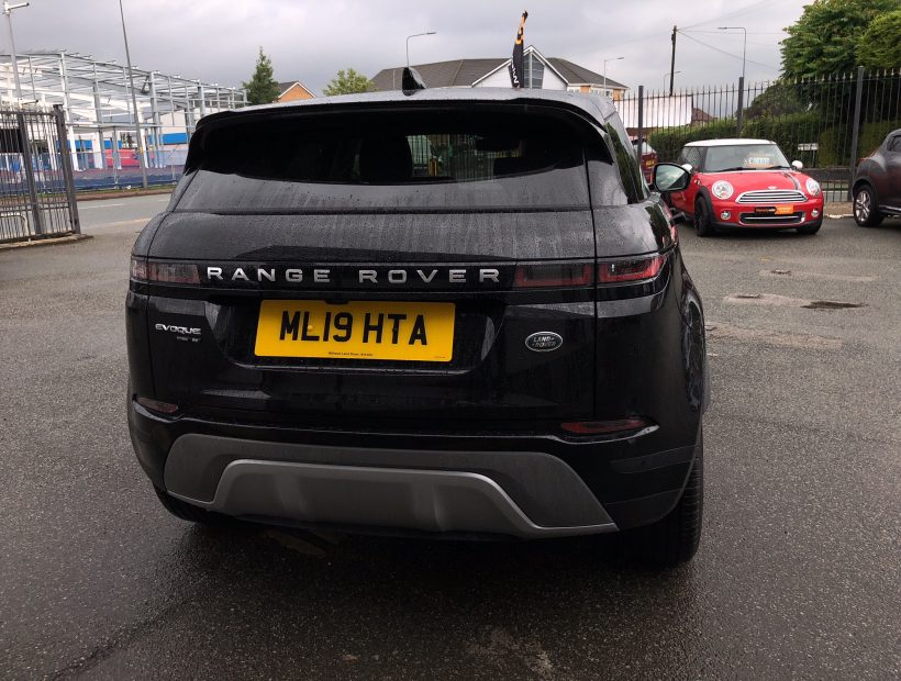 Land Rover RANGE ROVER EVOQUE DIESEL HATCHBACK 2.0 D180 SE 5dr Auto Car Leasing Best Deals