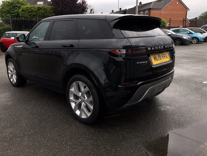 Land Rover RANGE ROVER EVOQUE DIESEL HATCHBACK 2.0 D180 SE 5dr Auto Car Leasing Best Offers