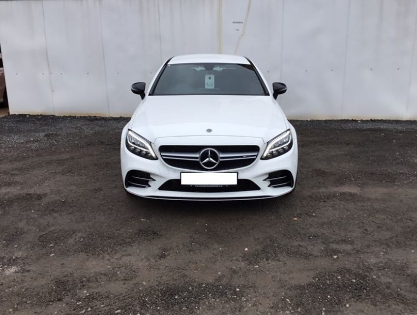 Mercedes-Benz C CLASS AMG COUPE C43 4Matic 2dr 9G-Tronic Car Leasing