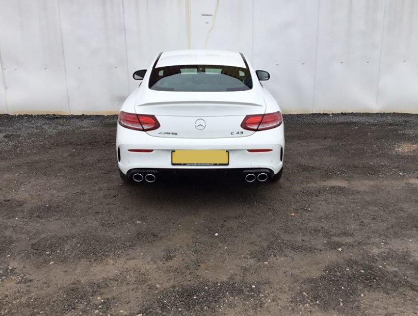 Mercedes-Benz C CLASS AMG COUPE C43 4Matic 2dr 9G-Tronic Car Leasing Best Offers