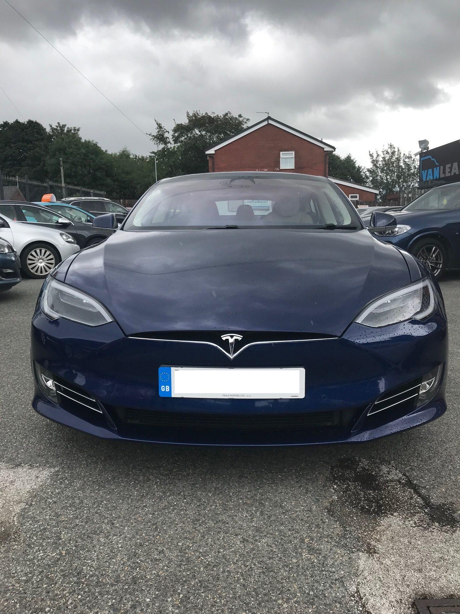 Tesla MODEL S HATCHBACK 90kWh Dual Motor 5dr Auto Car Leasing
