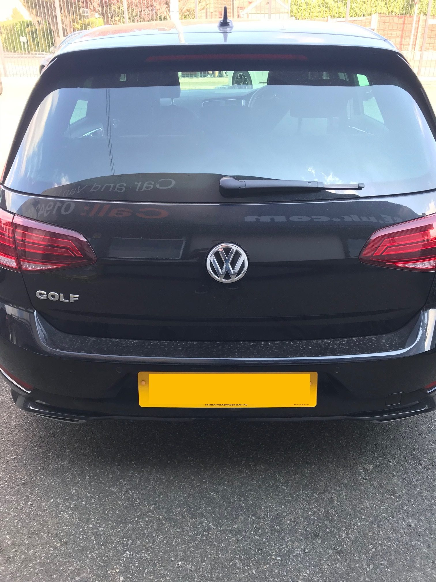 Volkswagen GOLF DIESEL HATCHBACK 2.0 TDI R-Line 5dr DSG Car Leasing Select Options