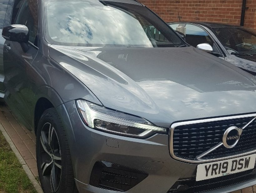 Volvo XC60 ESTATE 2.0 T5 [250] R DESIGN 5dr Geartronic Car Leasing Best Offers