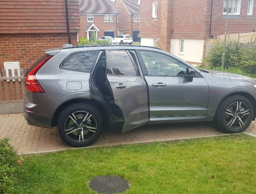 Volvo XC60 ESTATE 2.0 T5 [250] R DESIGN 5dr Geartronic Car Leasing Business