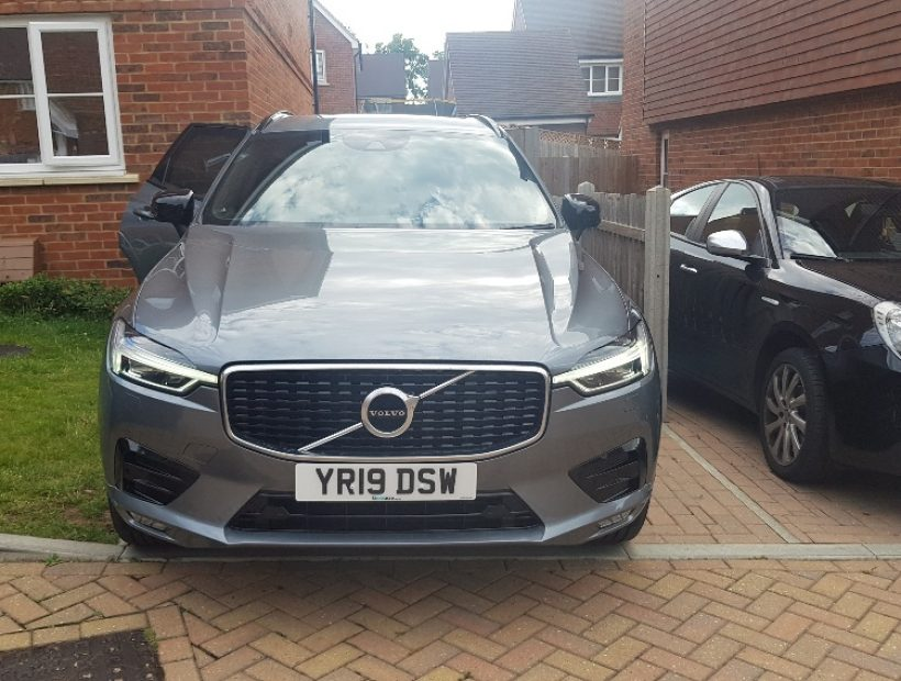 Volvo XC60 ESTATE 2.0 T5 [250] R DESIGN 5dr Geartronic Car Leasing Information