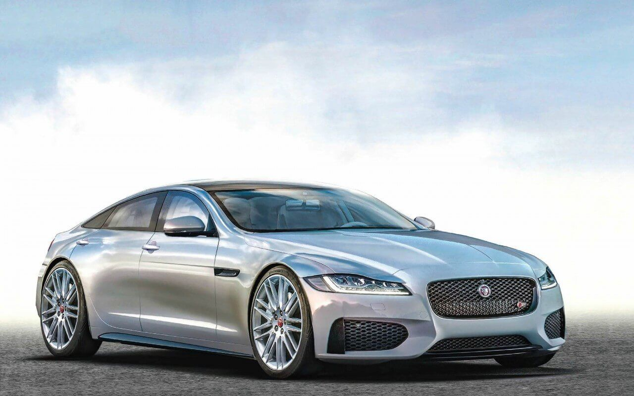 2019 Jaguar XJ to be reborn as high tech electric flagship   Model
