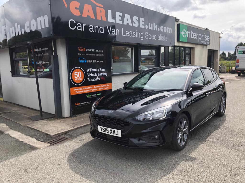 In Review Ford Focus 1 0 Ecoboost 125 St Line 5dr Petrol Manual Carlease Uk