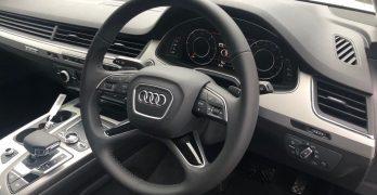 Audi Q7 Personal Car Lease