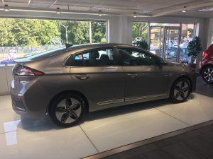 Hyundai IONIQ HATCHBACK SPECIAL EDITIONS 1.6 GDi Hybrid 1st Edition 5dr DCT Car Leasing