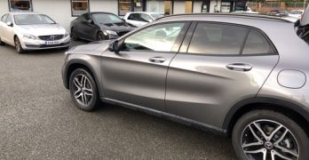 Mercedes GLA Car Lease Deals