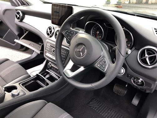 Mercedes GLA Car Lease